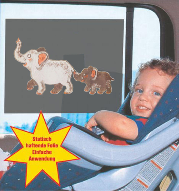folie sun child statisch haftend motiv hase 335 x 490 mm. Black Bedroom Furniture Sets. Home Design Ideas