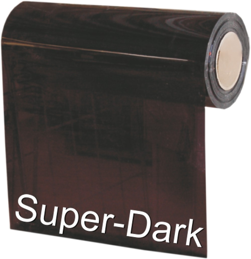 Sun-Protection-Film-Rolls Super Dark 76 cm x 25 m Car-window-film Roll ...