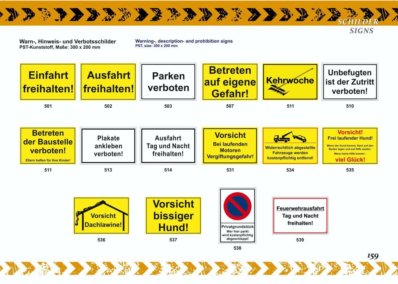 feuerwehrzufahrt parken verboten 150 x 250 mm warn hinweis und verbotsschild pst kunststoff. Black Bedroom Furniture Sets. Home Design Ideas