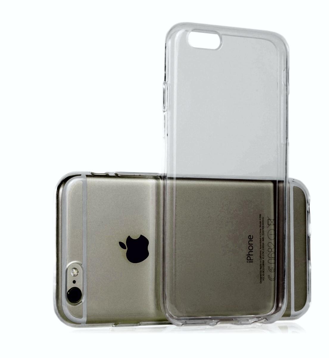 2go tpu case pour apple iphone 7 transparent portable acc tpu case. Black Bedroom Furniture Sets. Home Design Ideas